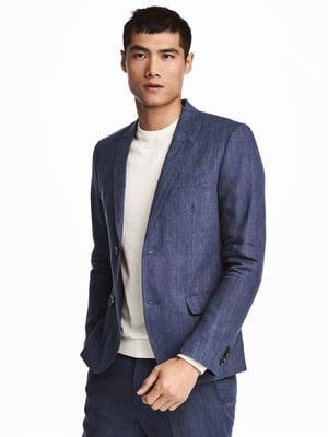 Пиджак синий | 4733455
