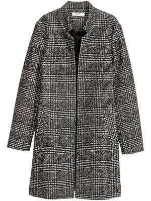 Пальто клетчатое | 4733528