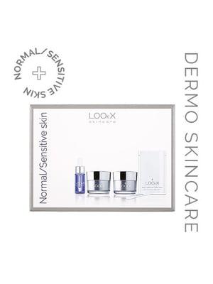 Комплекс для відновлення балансу та захисту шкіри Try me set Normal -Sensitive skin | 4762100