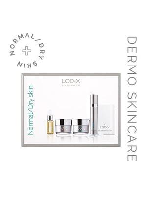 Комплекс для ухода за нормальной и сухой кожей Try me set Normal - Dry Skin | 4762101