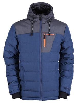 Куртка синя | 4762078