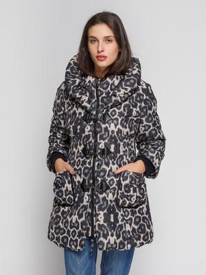 Куртка в принт | 2750399