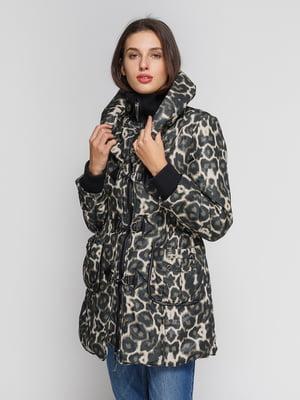 Куртка в принт | 2750398