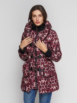 Куртка в принт | 2750397