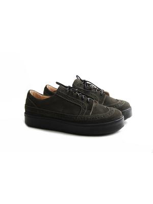 Туфлі болотного кольору | 4762358