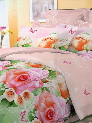 Комплект постельного белья полуторный   4762577