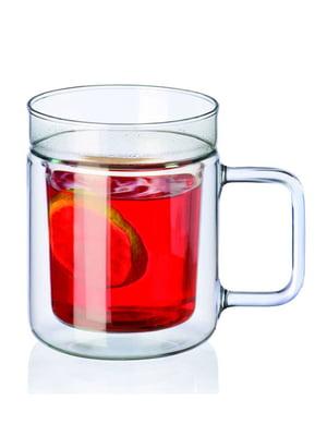 Набір чашок з подвійною стінкою (2х0,2 л) | 4762206