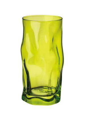 Склянка (460 мл) Sorgente Green | 4762213