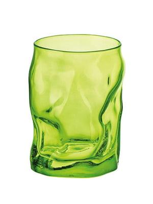 Склянку (300 мл) Sorgente Light Green | 4762218
