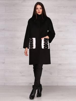 Пальто черное | 4705242