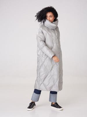 Пальто серое | 4721006