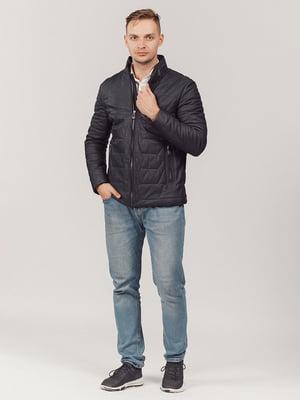 Куртка темно-синяя | 4732818
