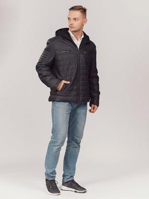 Куртка темно-синяя | 4732823