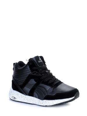 Кроссовки черные | 4763133