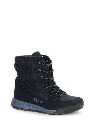 Черевики чорні | 4763151