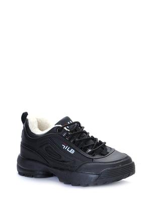 Кросівки чорні | 4763175