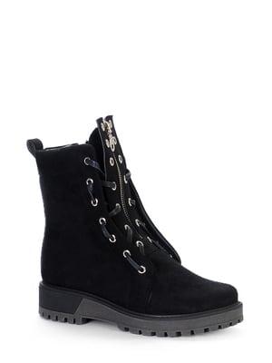 Ботинки черные | 4763188