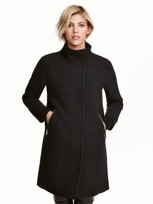 Пальто черное | 4761942