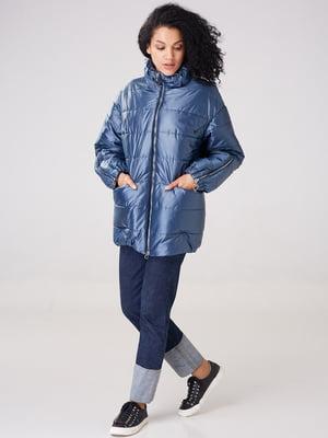 Куртка синяя | 4763000