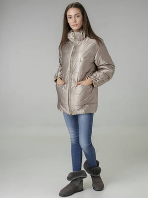 Куртка бежевая | 4705197