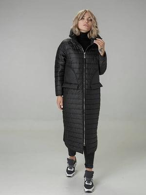 Пальто чорне | 4763014