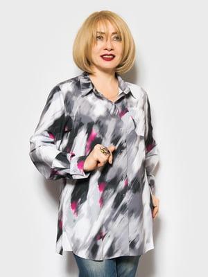 Блуза в принт | 4764052