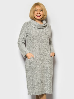 Сукня сіра | 4764070