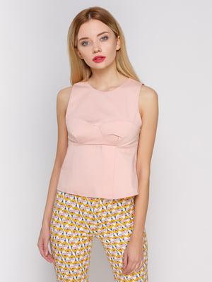 Блуза рожева | 3270116