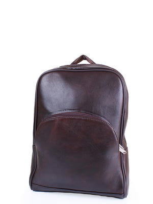 Рюкзак темно-коричневий | 4714940