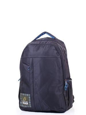 Рюкзак чорний | 4724218