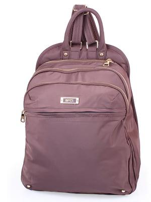 Рюкзак коричневый | 4724233