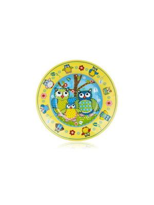 Тарелка глубокая (20 см) Owls | 4641831