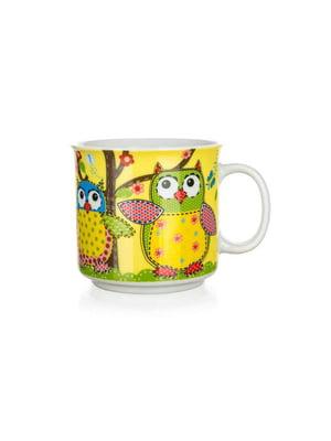 Чашка (210 мл) Owls | 4641838