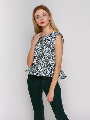 Блуза в принт   2750369