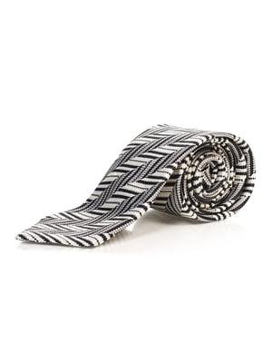 Краватка в смужку | 4530544