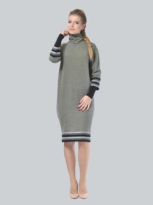 Платье серое | 4720355