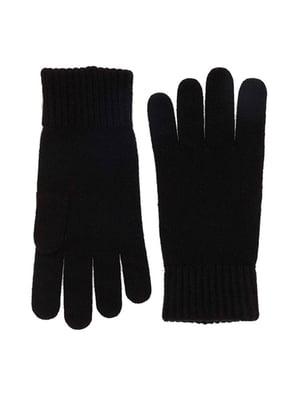 Перчатки черные | 4407618