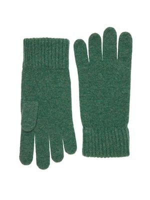 Перчатки зеленые | 4524045