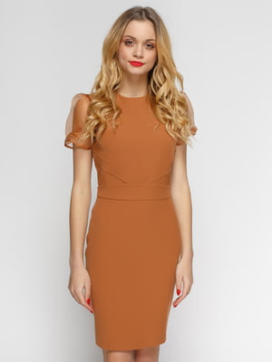 Сукня гірчичного кольору - Ciolla - 4764315