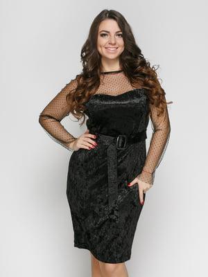 Платье черное | 4756621
