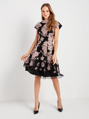 Платье черное | 4762936