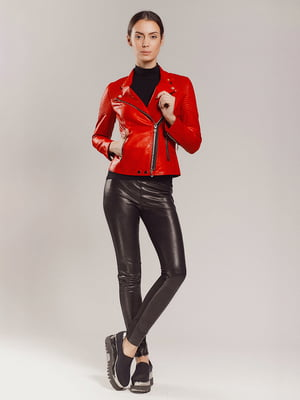 Куртка червона | 4732796