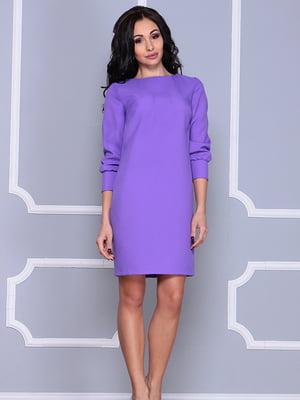 Сукня світло-фіалкового кольору | 4765577