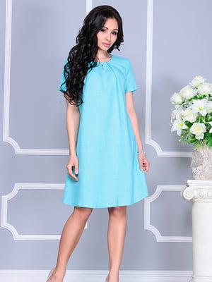 Сукня ментолового кольору | 4766716