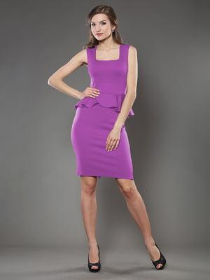 Платье фиалкового цвета   4767111