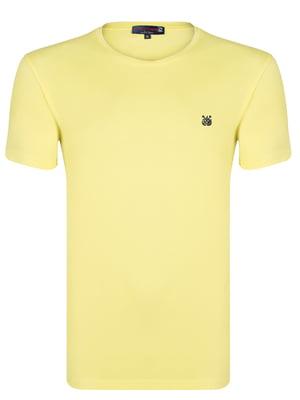 Футболка желтая   4715253