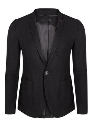 Піджак чорний | 4715264