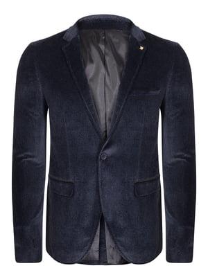 Пиджак темно-синий   4715267