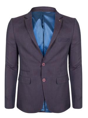 Піджак фіолетовий   4715284