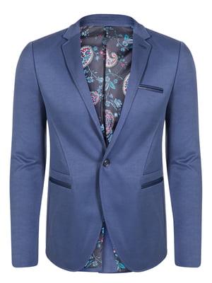 Піджак синій   4715297